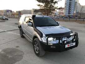 Барнаул L200 2011