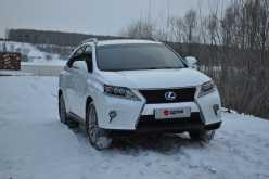 Новосибирск RX450h 2012