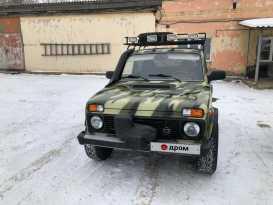 Ленинск-Кузнецкий 4x4 2121 Нива 2011
