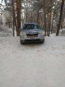 Барнаул Forester 2015