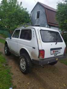 Краснодар 4x4 2121 Нива 1992