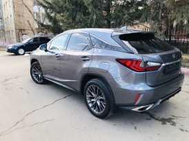 Красноярск RX350 2018