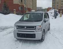 Новосибирск Wagon R 2017