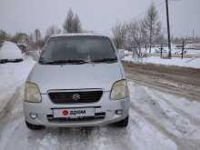 Беркакит Wagon R Plus 1999