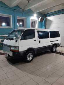 Новосибирск Hiace 2000