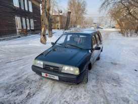 Красноярск 21261 Фабула 2005
