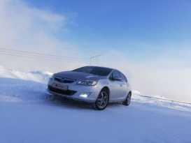 Сургут Astra 2010