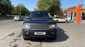 Москва Range Rover 2007
