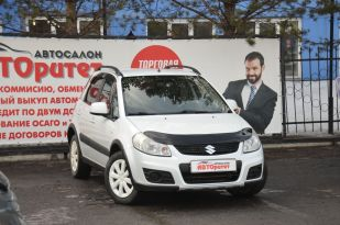 Новокузнецк SX4 2012