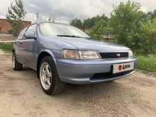 Новосибирск Corolla II 1991