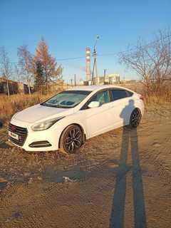 Новый Уренгой Hyundai i40 2016