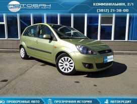 Омск Fiesta 2006