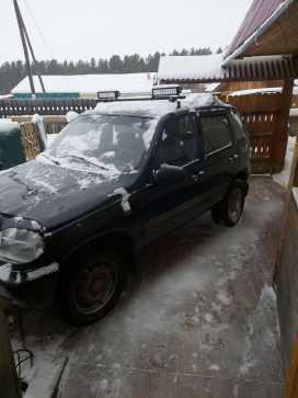 Железногорск-Илимский Niva 2006