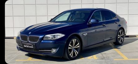 Казань BMW 5-Series 2012