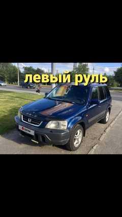 Барнаул Honda CR-V 1998