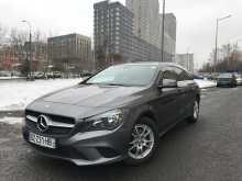 Москва CLA-Class 2016