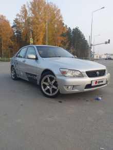 Екатеринбург Altezza 1999