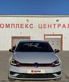 Ханты-Мансийск Golf 2018