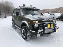 Тольятти 4x4 2121 Нива 1984