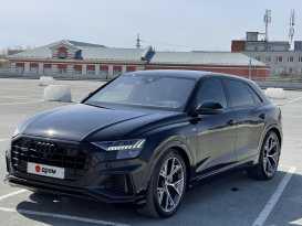 Екатеринбург Audi Q8 2019