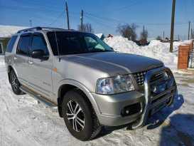 Зима Ford Explorer 2005