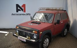Нижний Новгород 4x4 2121 Нива 1994