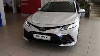 Севастополь Toyota Camry 2021