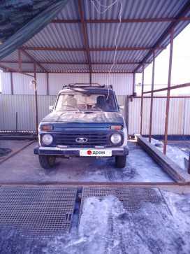 Владивосток 4x4 2121 Нива 2000