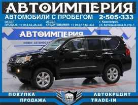Красноярск Lexus GX460 2010