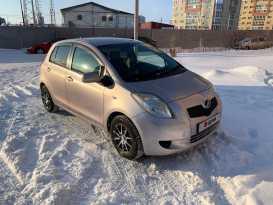 Омск Toyota Vitz 2006