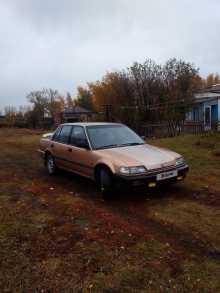 Романово Civic 1988