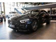 Москва AMG GT 2021