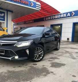 Бачи-Юрт Toyota Camry 2016