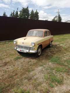 Воронеж Москвич 407 1959