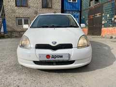 Владивосток Toyota Vitz 2001