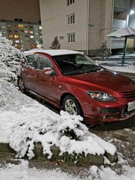Тихорецк Mazda3 2007