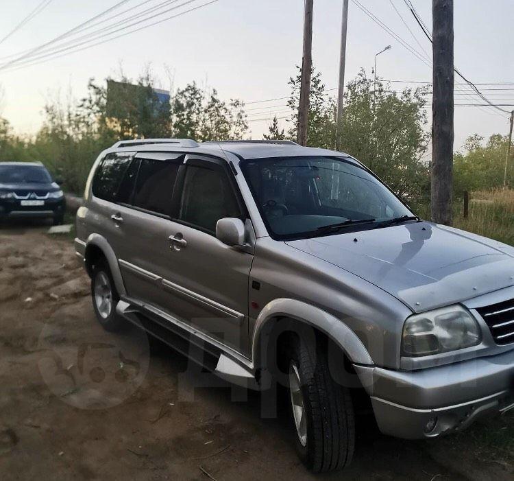 Suzuki Grand Escudo 2002
