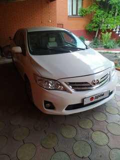 Назрань Corolla 2011