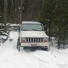Петровск-Забайкальский Cherokee 1993