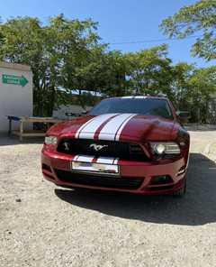 Михайловск Ford Mustang 2014