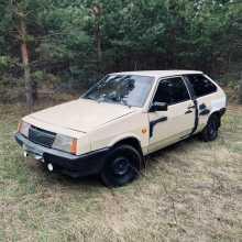 Чемодановка 2108 1986