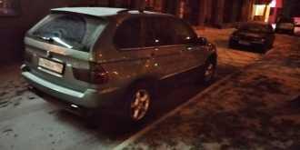 Москва BMW X5 2002