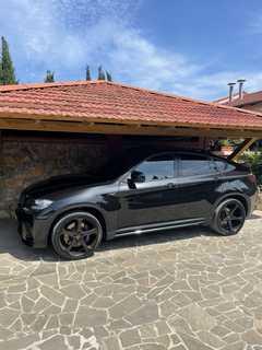 Севастополь BMW X6 2013