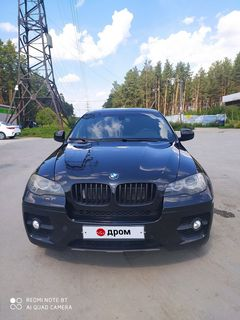 Екатеринбург BMW X6 2009