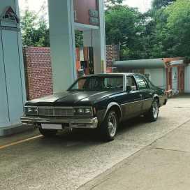 Владивосток Impala 1979