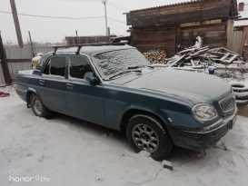 Усть-Абакан 31105 Волга 2006