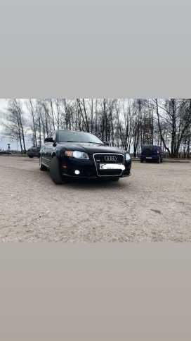 Псков Audi A4 2007