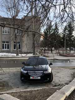 Омск Honda Accord 2012