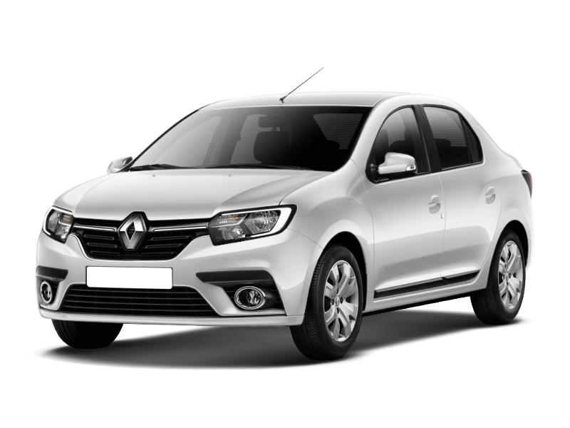Челябинск Renault Logan 2018