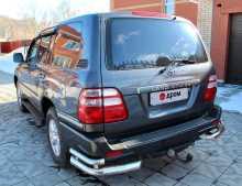 Краснодар Land Cruiser 2004